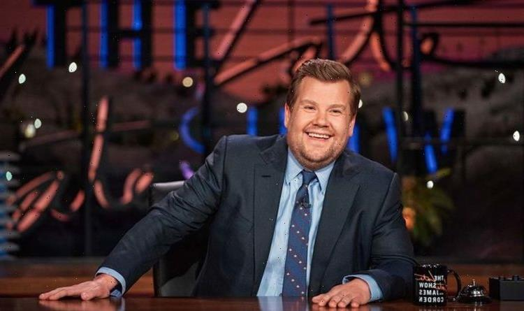James Corden to be UK's highest paid TV star