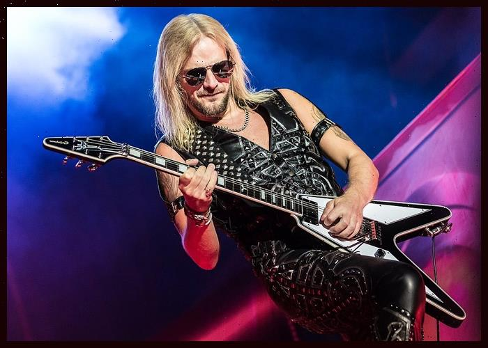 Judas Priest's Richie Faulker Reveals He Suffered 'Aortic Aneurysm' On Stage