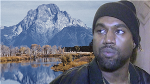 Kanye West Lists His Massive Wyoming Ranch for $11 Million