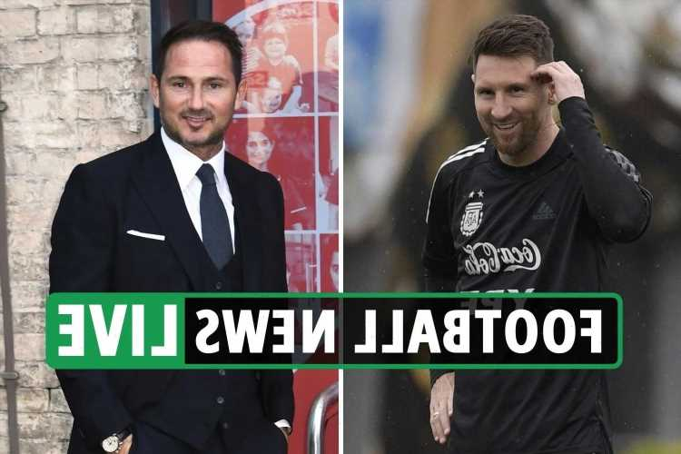 Lionel Messi to PSG 'was a joke' – Poch thought, Lampard leads Rodgers in next Newcastle manager odds – transfer latest