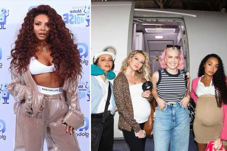 Little Mix's famous friends unfollow Jesy Nelson as Anne Marie, MNEK and Paloma Faith back the band in row