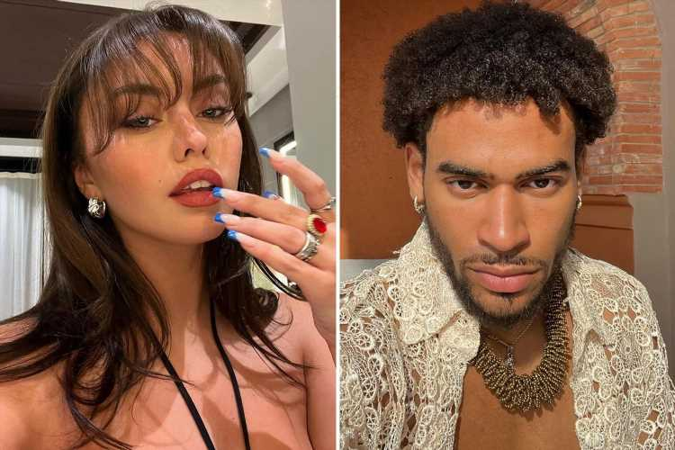 Love Island's Jordan Hames dating stunning model Millie Hannah after fling with Chloe Ferry