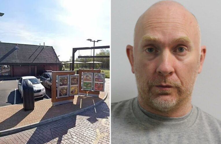 McDonald's worker flashed by Wayne Couzens slams cops after they were handed CCTV of him 3 DAYS before Sarah's murder