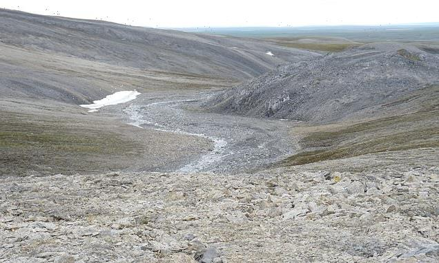 Melting permafrost could release nuclear waste and deadly viruses