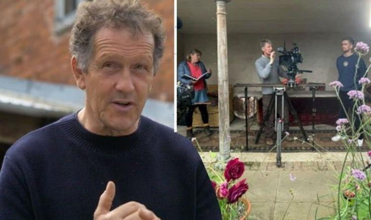 Monty Don fans stunned by behind-the-scenes Gardeners World insight What you dont see
