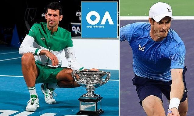 Murray backs calls for mandatory vaccination to enter Australian Open
