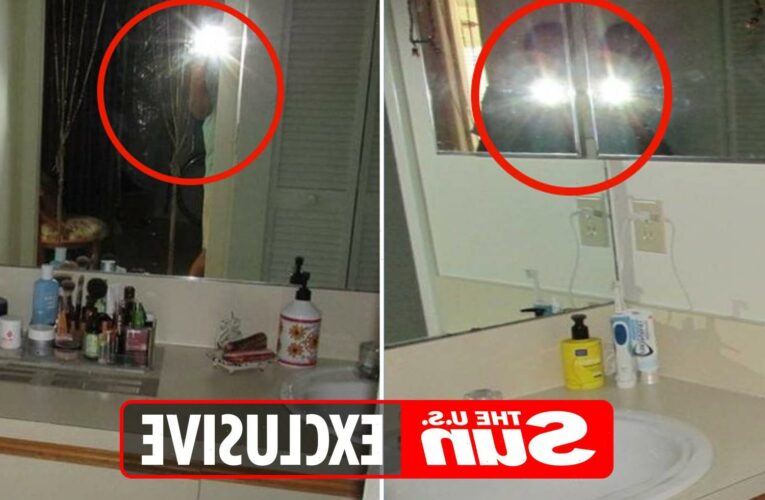 Mystery over man captured in pic of Brian Laundrie's family condo as PI fears fugitive may still 'have keys'