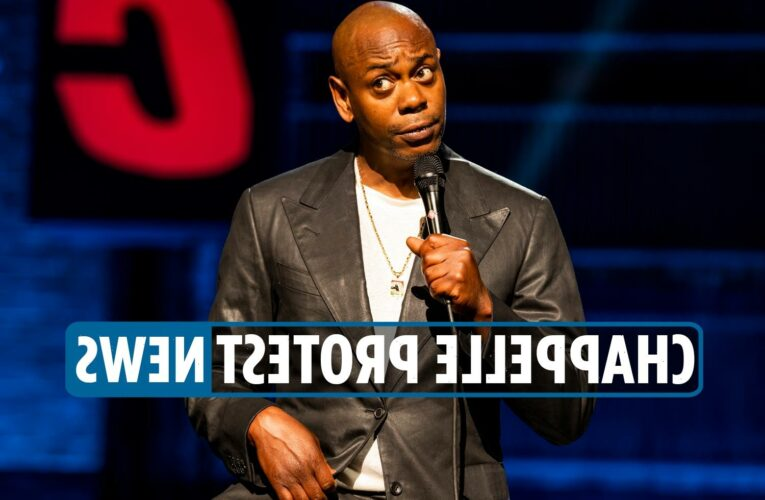 Netflix Dave Chappelle walkout LIVE – Jonathan Van Ness & Jameela Jamil back The Closer comedy special protest by staff