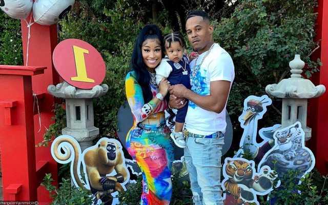 Nicki Minaj Celebrates Papa Bear's 1st Birthday in Kung Fu Panda-Themed Party
