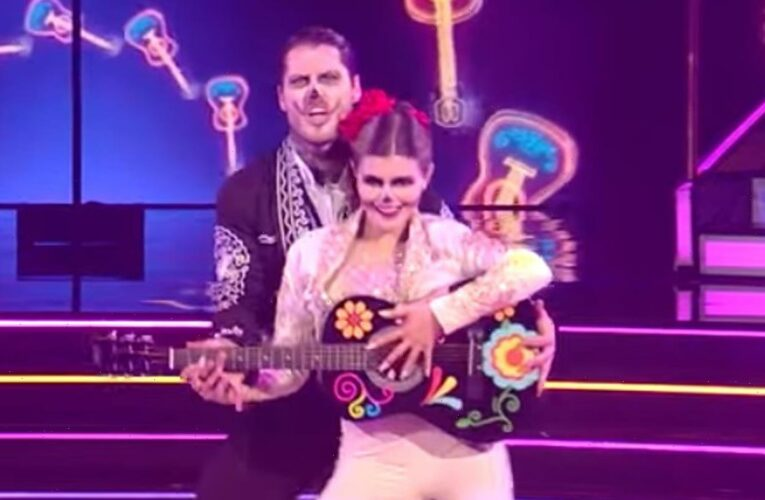 Olivia Jade & Val Chmerkovskiy Dance To Coco On Dancing With The Stars Disney Week: Villains Night  Watch!