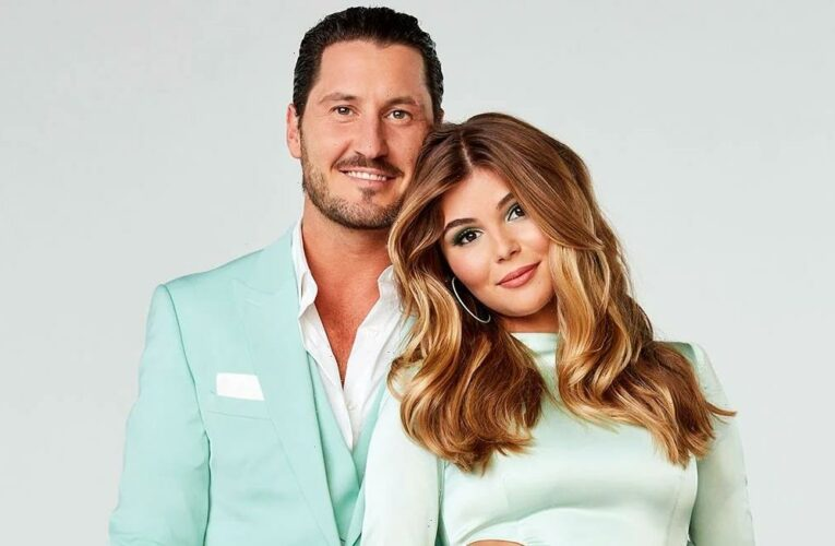 Olivia Jade and Val Aren't 'Focused' on Rumors About 'DWTS' Relationship