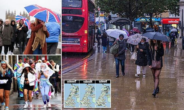 Parts of UK to see blue sky after being hit by rain and high winds