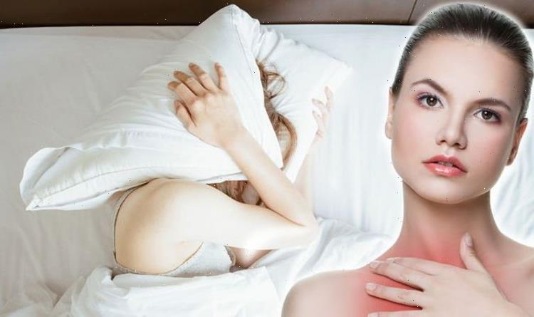 Perimenopause symptoms: The nine lesser-known warning signs to spot according to expert