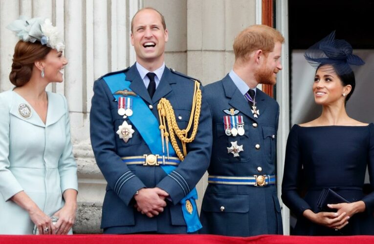 Prince Harry and Meghan vs. Prince William and Kate: Which Couple Is More Compatible According to Their Zodiac Signs?