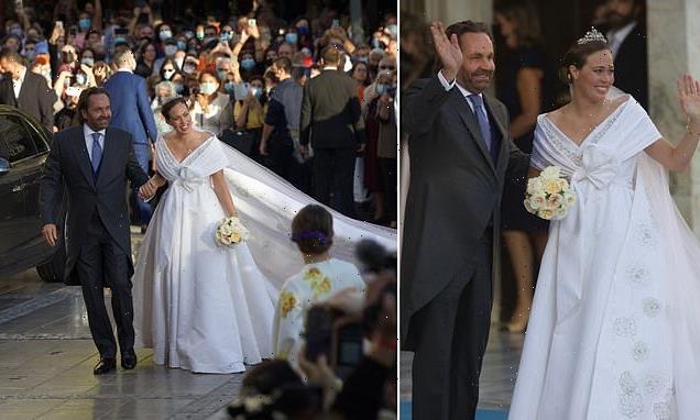 Princess Diana and Duke of Edinburgh's godson 'marries' wife again