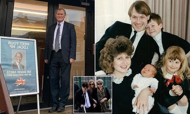 RICHARD LITTLEJOHN: The killing of David Amess is a human tragedy
