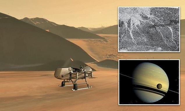 Rivers on Saturn's Titan could help NASA learn if moon can host life