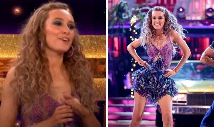 Rose Ayling-Ellis admits family doesnt recognise her after Strictly transformation