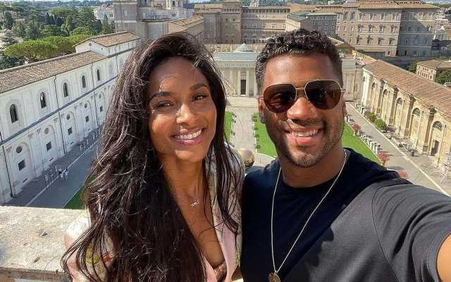 Russell Wilson Rents Out Seattle's Iconic Space Needle for Wife Ciara's Birthday