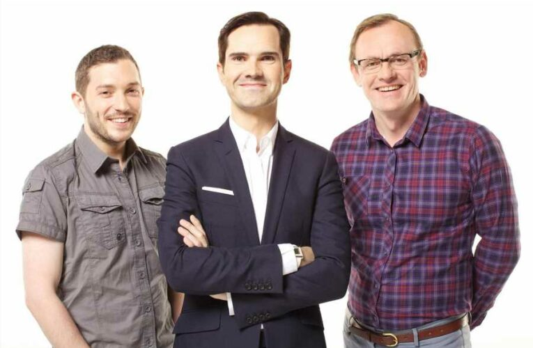 Sean Lock's death left me ill for weeks, reveals comedian pal Jimmy Carr