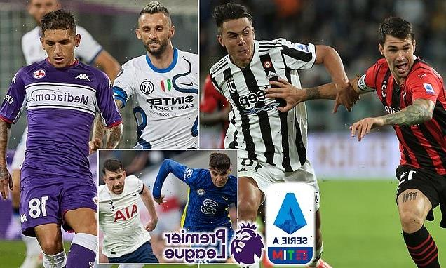 Serie A shows Premier League up with 98% of players and staff jabbed