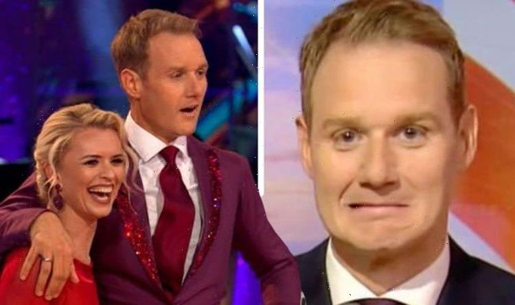 'Sexy Dan died a long time ago' Dan Walker on avoiding raunchy Strictly performances