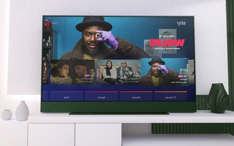 Sky Debuts Its First Smart Streaming TV