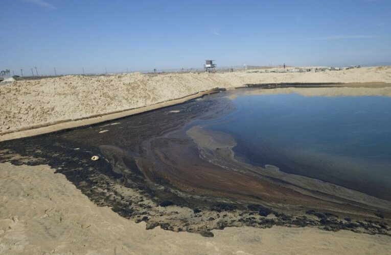 Southern California Beaches Are Off-Limits In Large Swath Thanks To Oil Spill