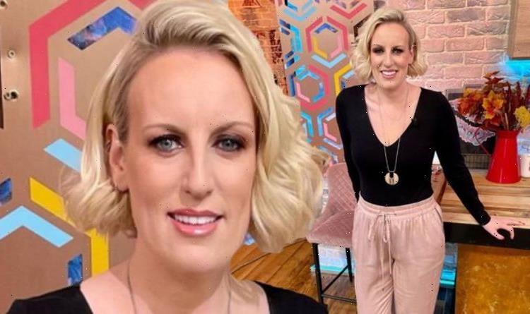 Steph McGovern reveals wardrobe 'reality' as fans gush over 'glam' Packed Lunch look