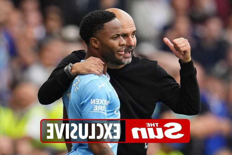 Sterling wants to be sure he remains key part of Pep's plans before he sits down for new contract talks with Man City
