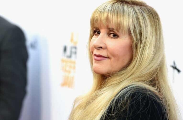 Stevie Nicks Thinks This Career Is the 'Next Best Thing' to Being a Rock Star