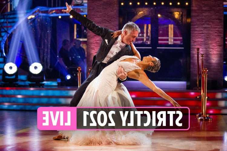 Strictly Come Dancing 2021 LIVE – Two face elimination TODAY in first vote-off as dancers call in union over anti-vaxers