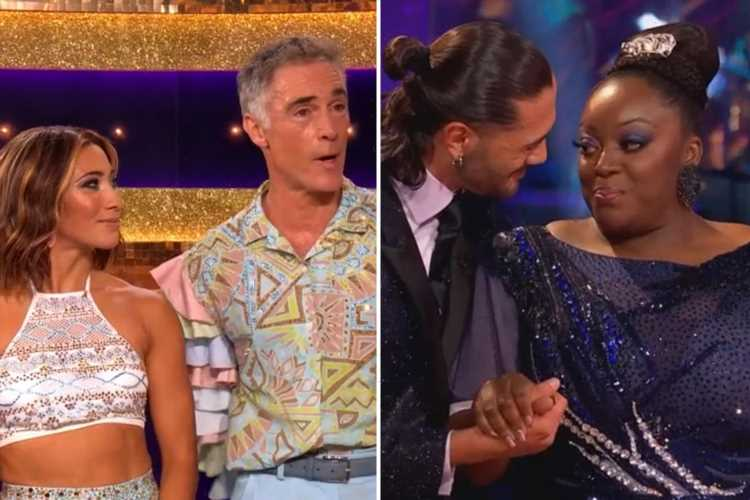 Strictly Come Dancing fans all have the same complaint over the judges' scoring in week four