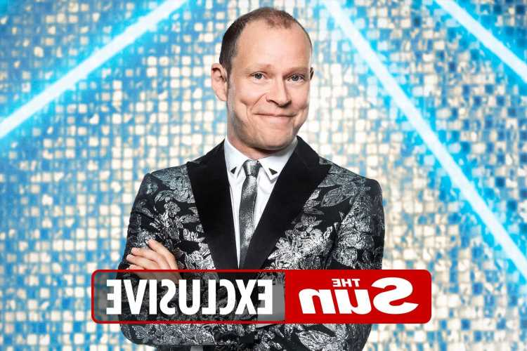 Strictly dropout Robert Webb has branded the show 'brutal' and 'weird'