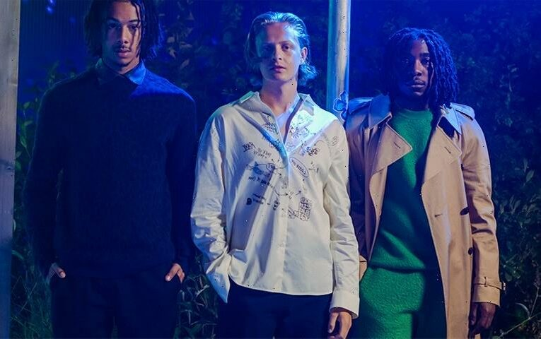 """Ted Baker Channels Good Vibes With Its """"Street Party Sessions"""""""