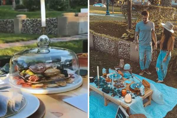 Teen Mom Chelsea Houska surprises husband Cole DeBoer with over-the-top picnic in the park for 5th wedding anniversary