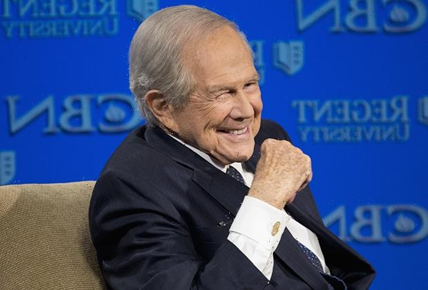 The 700 Club's Pat Robertson Stepping Down as Host After 54 Years