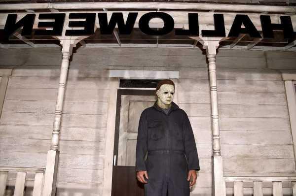 The New 'Halloween Kills' Michael Myers Costume Will Scare the Neighbors