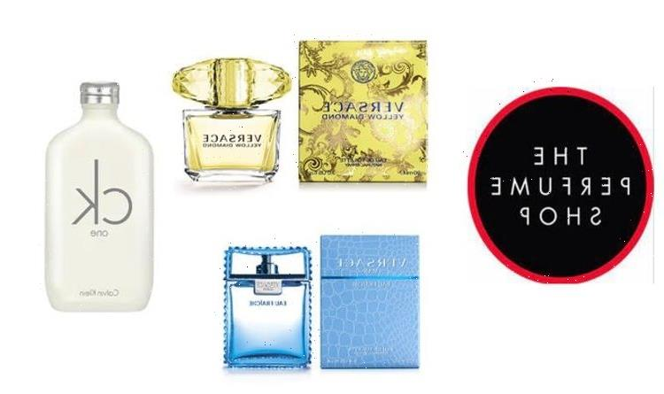 The Perfume Shop slashes 50 percent off fragrances in October sale