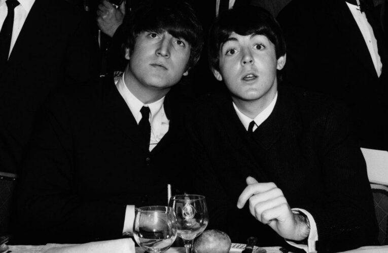This Rock Star Called John Lennon and Paul McCartney 'Sweet & Sour'