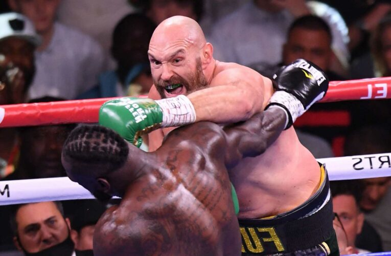 Tyson Fury reveals feud with Deontay Wilder is 'actually done' & there's 'no rematch clause' after epic trilogy victory