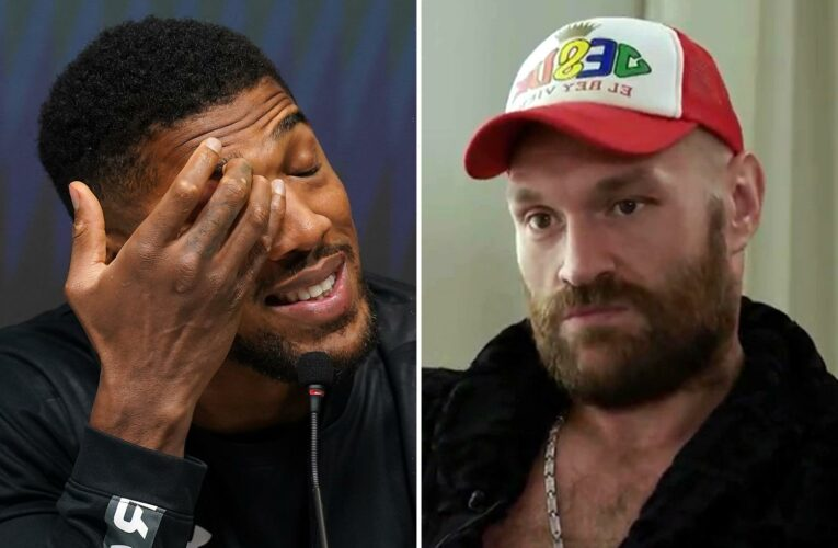 Tyson Fury tells Anthony Joshua he will train him for FREE to beat Usyk and says he 'doesn't need the money'