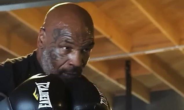 Tyson credits marijuana and magic mushrooms for helping him find God