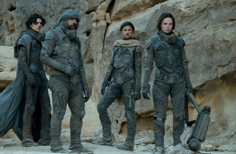 What to Expect From Dune: Part Two: More Zedaya for Starters