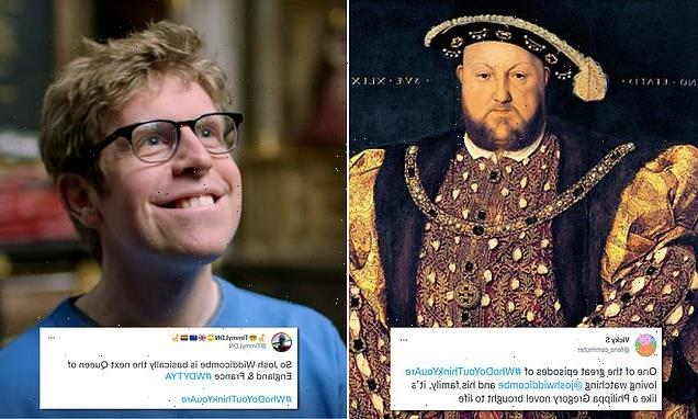 Who Do You Think You Are? viewers go wild over Josh Widdicombe