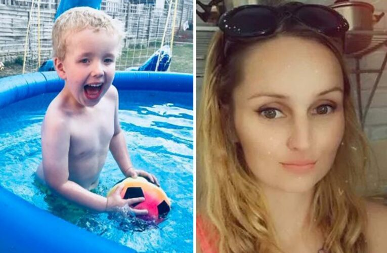 'Killer' stepmum 'battered boy, 6, & took pic of lifeless body before organising her birthday party minutes later'